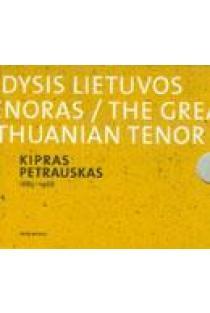 Operų arijos 2CD | Kipras Petrauskas