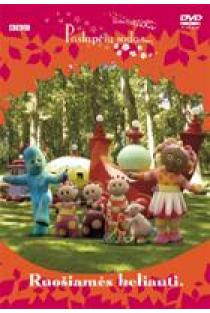 Paslapčių sodas. Ruošiamės keliauti (DVD) | Animacija, vaikams