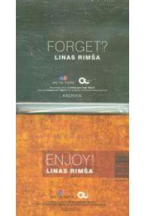 Forget? Enjoy! (2 CD) | Linas Rimša