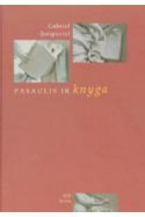 Pasaulis ir knyga   Gabriel Josipovici