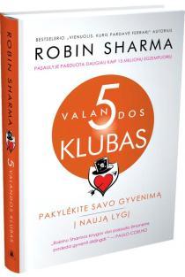 5 valandos klubas | Robin Sharma