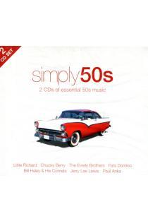 SIMPLY 50s (2 CD) |