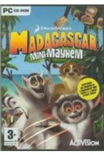 Madagascar Mini Mayhem PC (DVD) | Dream Works