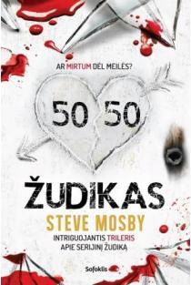 50/50 žudikas | Steve Mosby