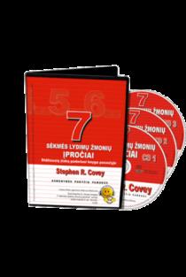 7 sėkmės lydimų žmonių įpročiai (3 CD) | Stephen R. Covey