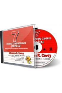7 sėkmės lydimų žmonių įpročiai (CD) | Stephen R. Covey