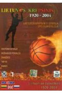 Lietuvos Krepšinis 1920-2004 (DVD, PAL formatas) | Dokumentinis filmas