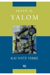 Kai Nyčė verkė | Irvin D. Yalom