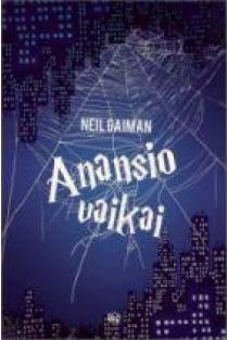 Anansio vaikai | Neil Gaiman