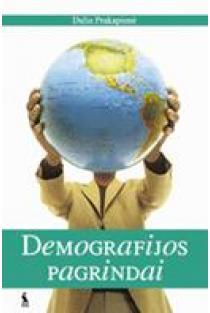 Demografijos pagrindai | Dalia Prakapienė