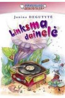 Linksma dainelė | Janina Degutytė