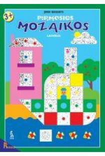 Pirmosios mozaikos. Laivelis. Vaikams nuo 3 metų | Jordi Busquets