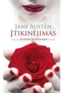 Įtikinėjimas   Jane Austen