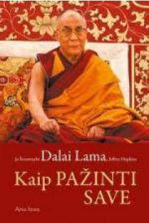 Kaip pažinti save   Dalai Lama, Jeffrey Hopkins