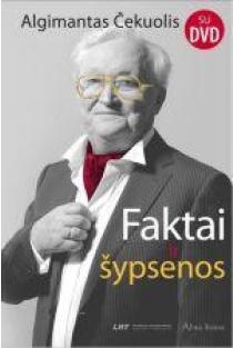 Faktai ir šypsenos (su DVD) | Algimantas Čekuolis