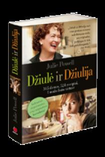 Džiulė ir Džiulija | Julie Powell