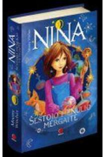 Nina. Šeštojo Mėnulio mergaitė | Moony Witcher