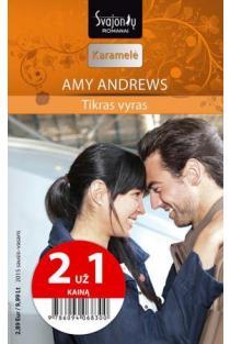 Tikras vyras (Karamelė) (2 už 1 kainą) | Amy Andrews