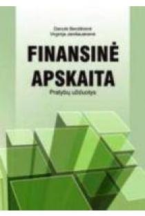 Finansinė apskaita. Pratybų užduotys | D. Bendikienė, V. Janišauskienė