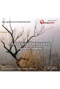 Legendos ir apsakymai (audioknyga, CD, MP3 formatas) | Antanas Vienuolis