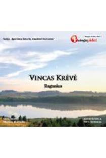 Raganius (audioknyga, CD, MP3 formatas) | Vincas Krėvė