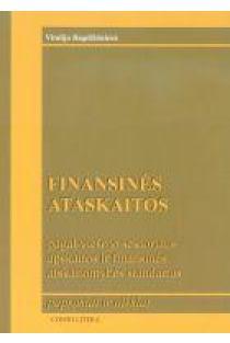 Finansinės ataskaitos pagal viešojo sektoriaus apskaitos ir finansinės atskaitomybės standartus | Vitalija Bagdžiūnienė