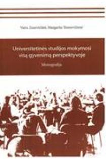 Universitetinės studijos mokymosi visą gyvenimą perspektyvoje | Vaiva Zuzevičiūtė, Margarita Teresevičienė