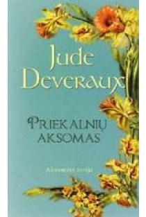 Priekalnių aksomas   Jude Deveraux
