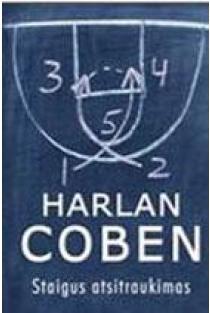 Staigus atsitraukimas | Harlan Coben