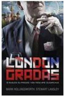Londongradas | Mark Hollingsworth, Stewart Lansley