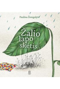 Žalio lapo skėtis | Paulina Žemgulytė
