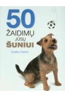 50 žaidimų jūsų šuniui | Suellen Dainty