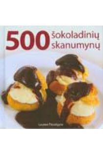 500 šokoladinių skanumynų | Lauren Floodgate