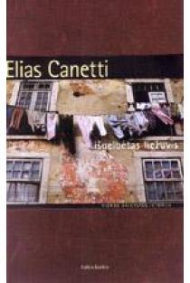 Išgelbėtas liežuvis: vienos vaikystės istorija | Elias Canetti