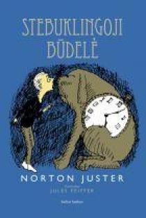 Stebuklingoji būdelė   Norton Juster