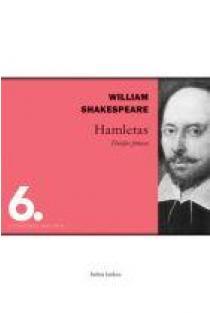 Hamletas (Literatūros skaitiniai 6) | Viljamas Šekspyras (William Shakespeare)