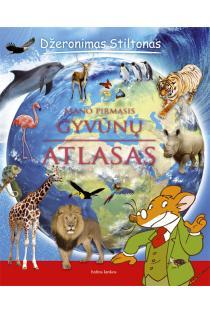 Mano pirmasis gyvūnų atlasas | Džeronimas Stiltonas