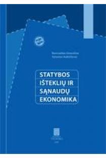 Statybos išteklių ir sąnaudų ekonomika | Romualdas Ginevičius, Vytautas Aukščiūnas