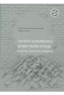 Socialiai pažeidžiamos grupės darbo rinkoje: samprata, vertinimas, integracija | Laima Okunevičiūtė Neverauskienė, Vida Česnuitytė