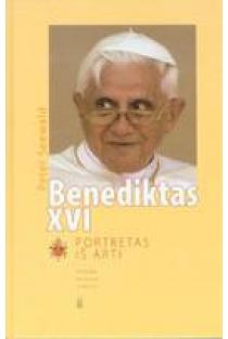 Benediktas XVI. Portretas iš arti | Peter Seewald