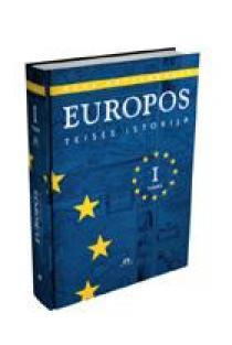Europos teisės istorija, I tomas | Hans Hattenhauer