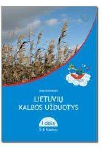 Lietuvių k. užduotys 5-6 kl. 1 d. | J. Ambrukaitis