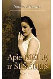 Apie meilę ir šešėlius | Isabel Allende