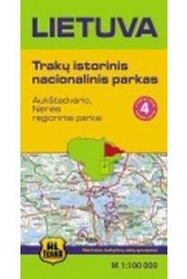 Lietuva. Trakų istorinis nacionalinis parkas   Sud. Aira Dubikaltienė
