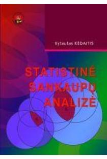 Statistinė sankaupų analizė | Vytautas Kėdaitis