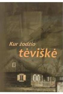 Kur žodžio tėviškė | Sud. Vytautas Armonavičius