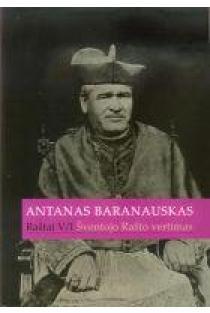Antanas Baranauskas. Raštai T. 5/1 | Antanas Baranauskas