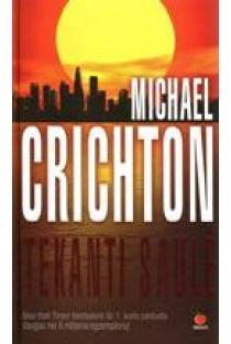 Tekanti saulė | Michael Crichton