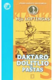 Daktaro Dolitlio paštas | Hju Loftingas
