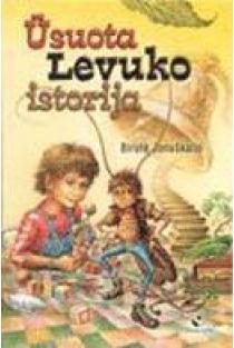 Ūsuota Levuko istorija | Birutė Jonuškaitė